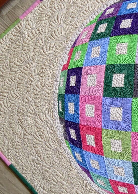 Raw Edge Applique Quilt Pattern