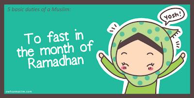 Kartun Comel, Oh So Muslim, Perkara Asas Muslim, Kartun Muslimah, Kartun Muslim