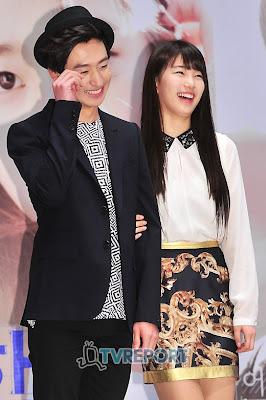 Ciuman Pertama Lee Jae Hoon, Suzy Miss A