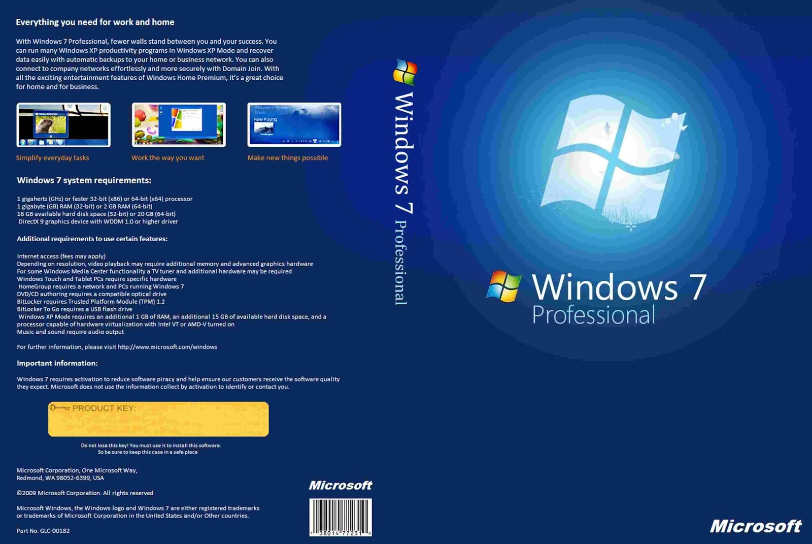 windows 7 service pack 1 64 bits telecharger