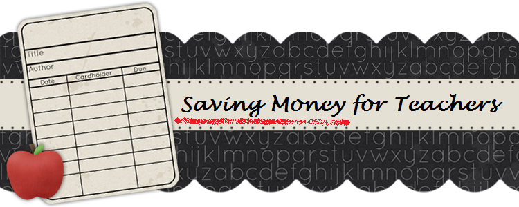 Saving Money for Teachers