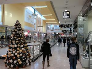 Árkád karácsony, Szeged
