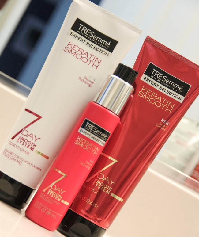 TRESemmé Keratin Smooth 7 Day Smooth System