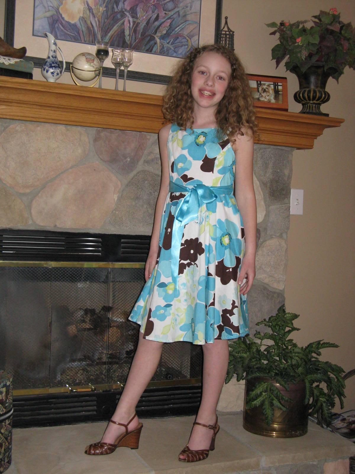 first high heels