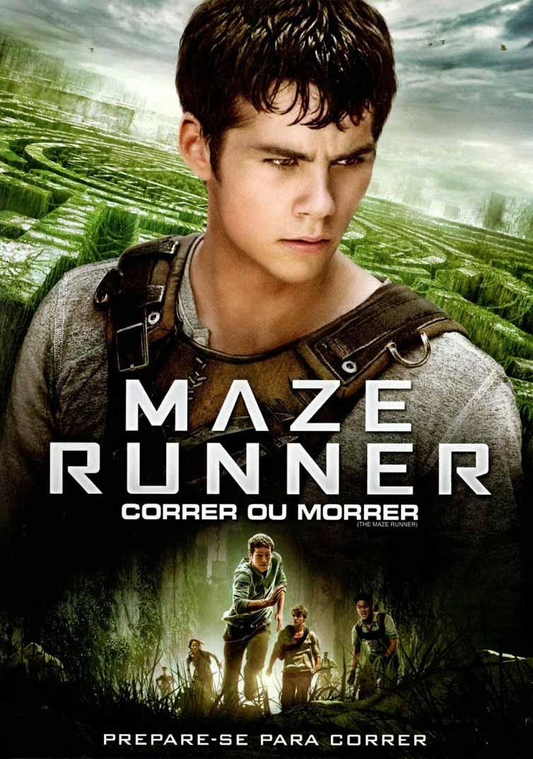 Maze Runner: Correr ou Morrer Torrent - Blu-ray Rip 720p e 1080p Dual Áudio (2014)