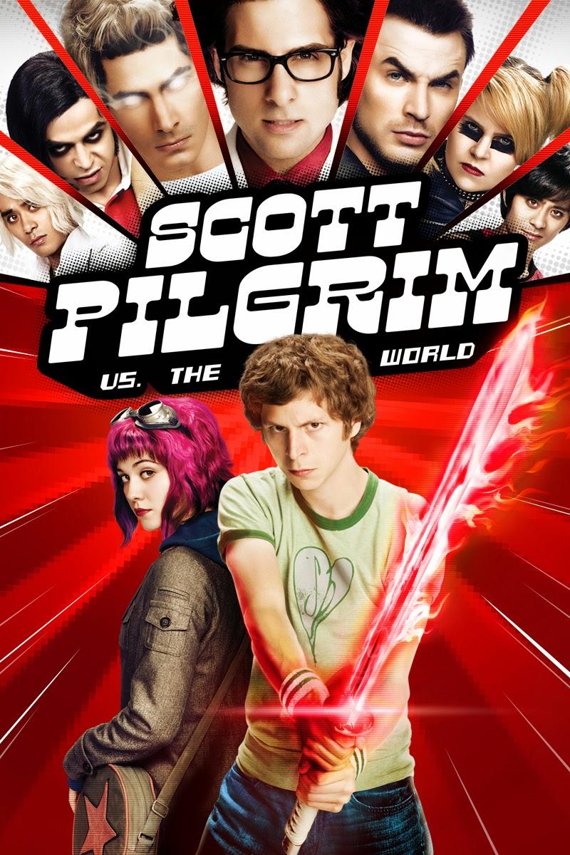 Scott Pilgrim vs. the World (2010) สก็อต พิลกริม กับศึกโค่นกิ๊กเก่าเขย่าโลก HD มาสเตอร์ พากย์ไทย