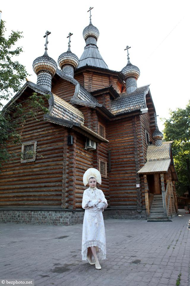 храм в коптево
