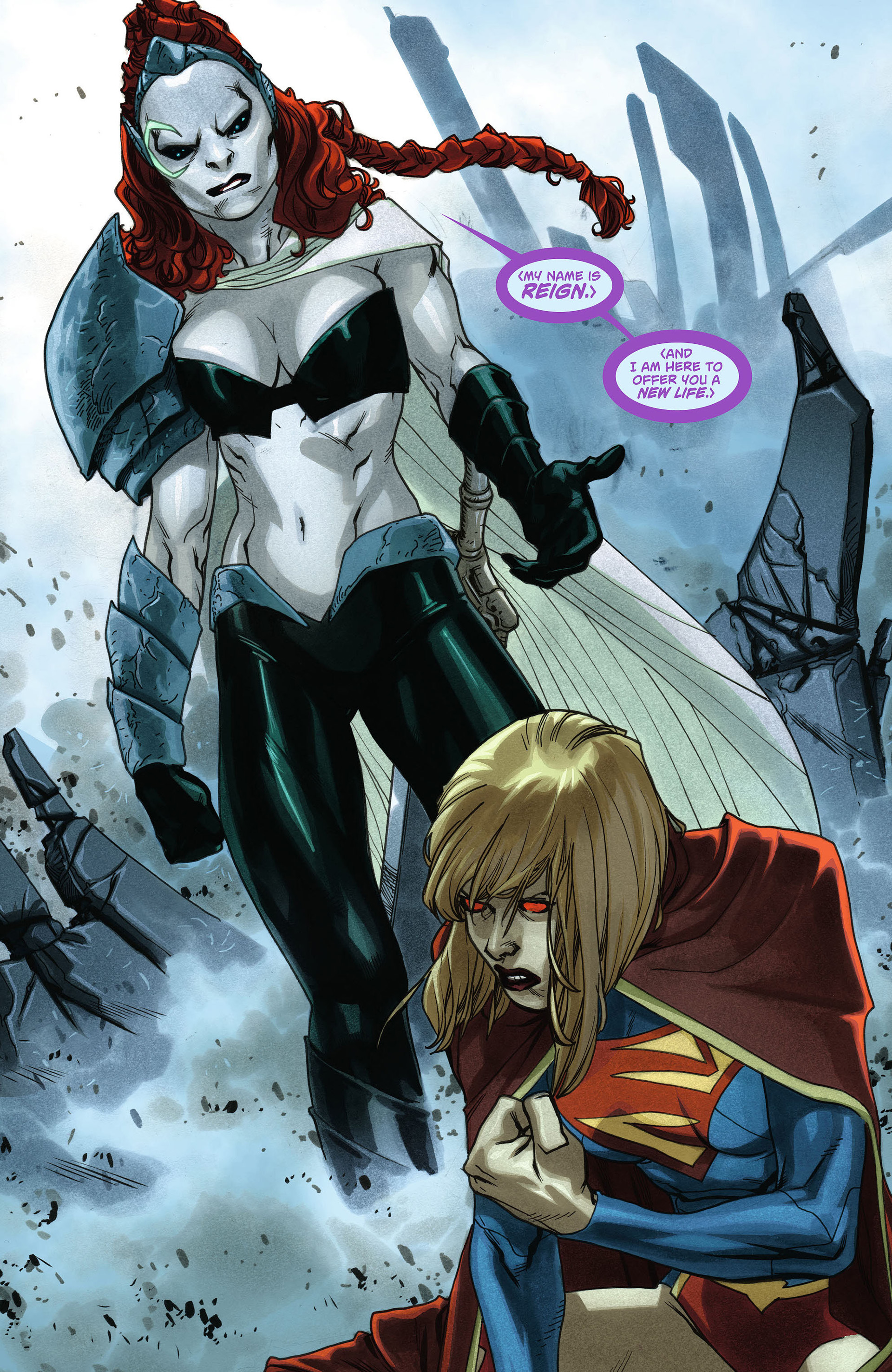 Supergirl (2011) Issue #5 #7 - English 14