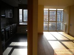 Piso de dos dormitorios en alquiler en Orillamar, garaje. 650€