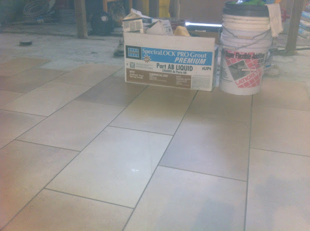 Commercial Tile Work for Whaler's Village Sunglass Hut ...