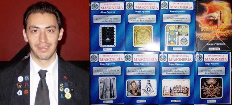 M.·. M.·. Diego Figueroa. Masonología