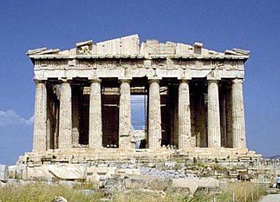 L'Acropoli L'Esaltazione Dell'Arte Ellenica