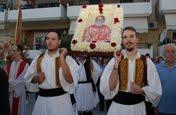 Τα Κρύα Ιτεών της Πάτρας εόρτασαν τη Μνήμη του Οσίου Παναγή του Μπασιά του εν Κεφαλληνία
