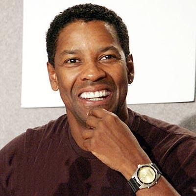"Denzel Washington: ""No voy a interpretar a Obama en el cine"""