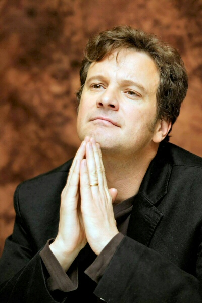 Colin Firth Actor