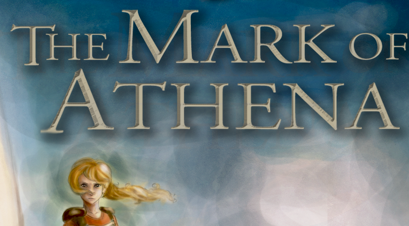 {Capas} The Mark of Athena por Rick Riordan