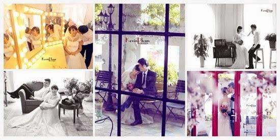 Địa điểm chụp ảnh cưới trong nhà tại Hà Nội đẹp đang HOT3