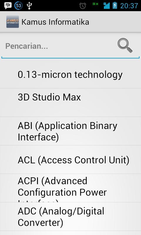 Permalink to Kamus Infromatika untuk Android