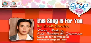 This Song Is For You by Erik Santos Lyrics & Video | Himig Handog P-Pop Love Songs