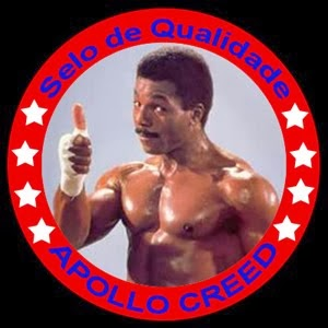 Este site é aprovado por Apollo Creed