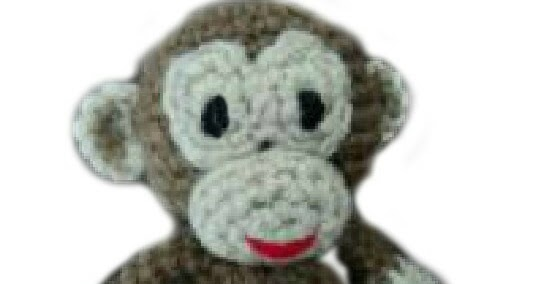 Amigurumi Go Monkey : Monkey Free Crochet Pattern ~ Amigurumi To Go