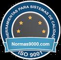 Certificado : Iso 9001