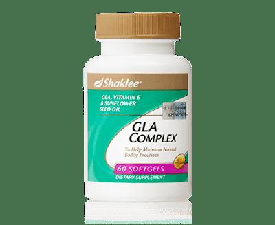 kandungan GLA COMPLEX
