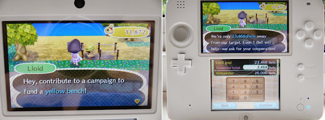 Animal Crossing New Leaf, Nintendo 2DS games, town building game