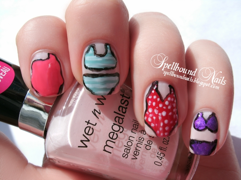 Spellbound nails thursday june 28 2012 prinsesfo Choice Image