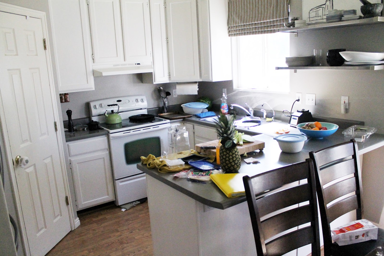 Messy Construction Kitchens : Truth tuesday editing photos messy kitchens and quot no one