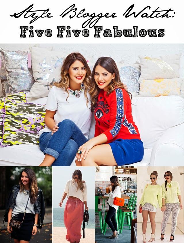 Five Five Fabulous Kanj sisters