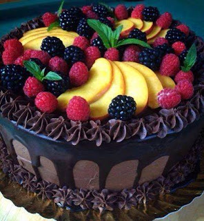 small valentine cakes