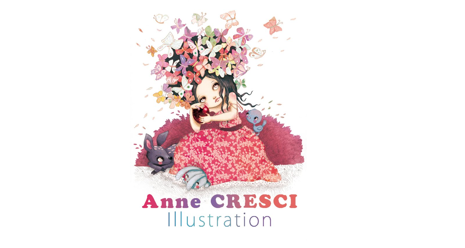 Anne cresci Illustration * freelance illustratrice Lyon