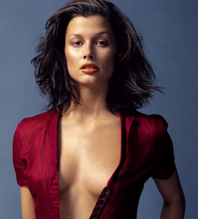 Bridget Moynahan: Art Body Painting Galleries: Bridget Moynahan Hot Wallpapers