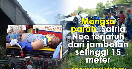 Rambo Malaysia: KERETA TERBANG !!! KERETA SATRIA NEO