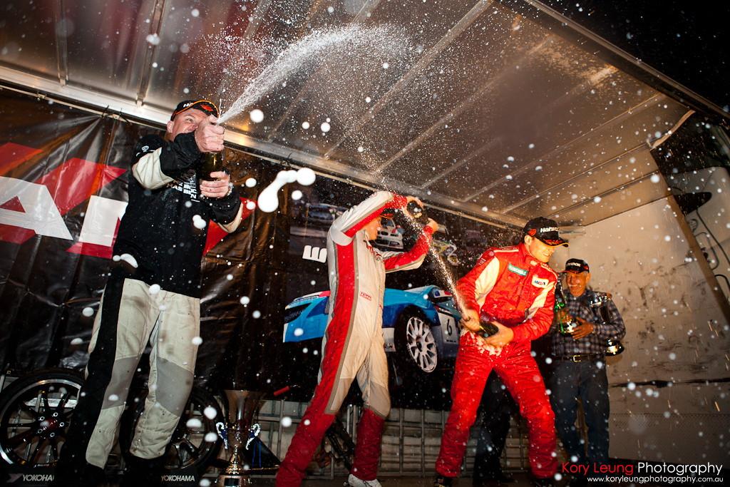 World Time Attack Challenge, WTAC, 2012, wyścigi, racing, japońskie sportowe samochody, profesjonalne, najszybsze, zwycięzcy, podium