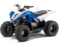Yamaha pictures 2013 Raptor 90 ATV 2