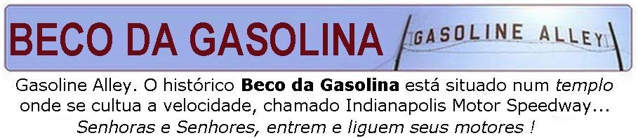 BECO DA GASOLINA
