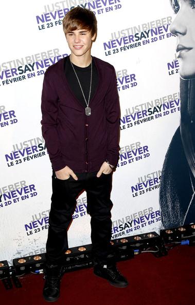 Entertainment Justin Bieber Fresh Styles