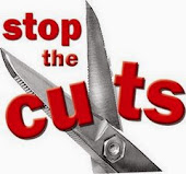 Against cuts