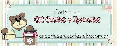 Sorteio Cri Cortes e Recortes