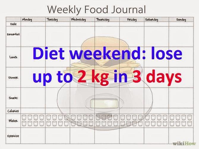 Mit dieser Diät kannst du 9kg in 2 Wochen abnehmen – Healthy Lifestyle 4her