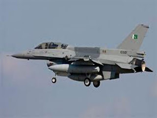 Pakistan Air Force F-16 Jets Photos