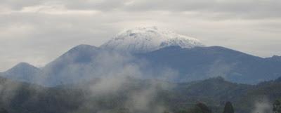 Volcán de Sotará, Colombia, 09 de Agosto 2012