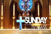 Sunday TV Mass April 19 2015