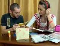 Mahasiswa Belajar Kelompok Ngentot