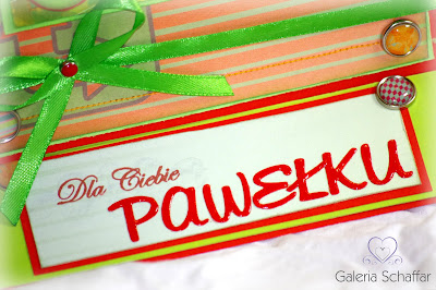 kartka urodzinowa dla pawełka _ glossy accents_ galeria schaffar