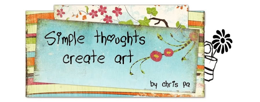 Simple Thoughts Create Art
