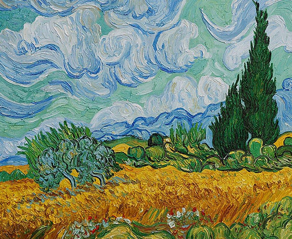 Museums brandon ingalls for Van gogh paintings locations