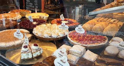 Belgian cake shop